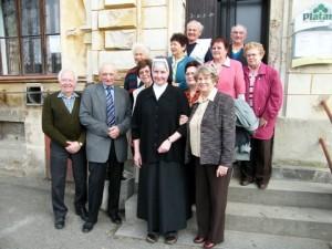 Bývalí žáci klášterní školy