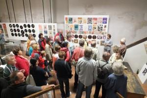 Výstava rádií a gramodesek