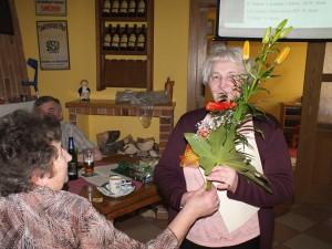 Blahopřání paní Matějovičové