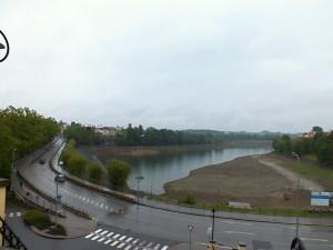 Pohled na řeku Lužnici